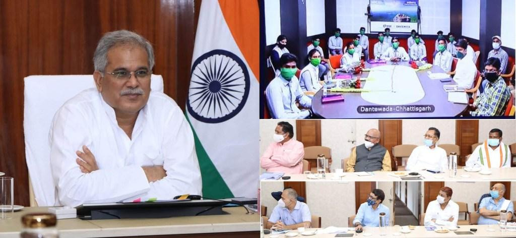 CM interacted with students