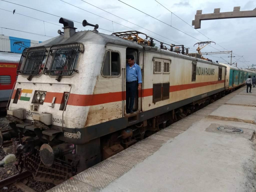 Railway Board reviews security