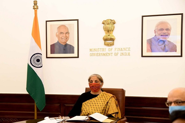 Sitharaman attends G20 Finance Ministers meeting