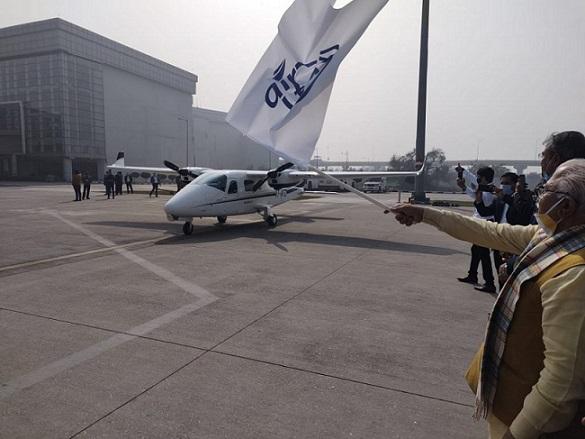 Hisar Airport inaugurated