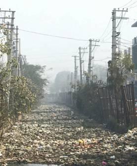 Clean Urban Drains of Faridabad