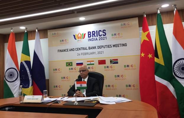 India hosts First Meeting of BRICS Finance