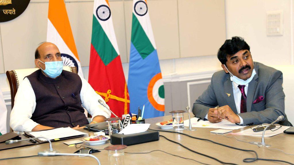 Rajnath inaugurates DRDO Skill Development Centre