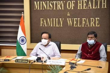 Dr Harsh Vardhan launches Tribal TB Initiative