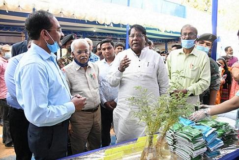 Finance Min assures help for Farming scenario