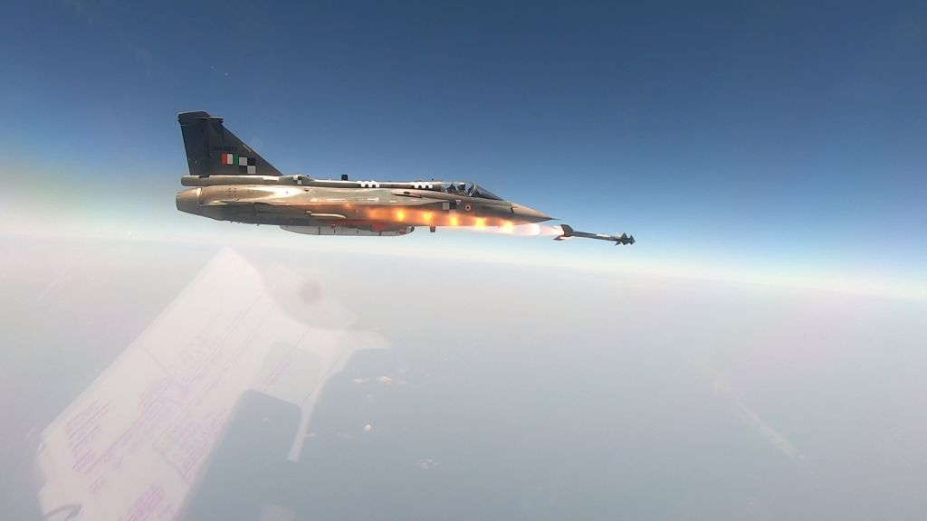 DRDO conducts trial of Air to Air Missile