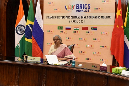India hosts First Meeting of BRICS