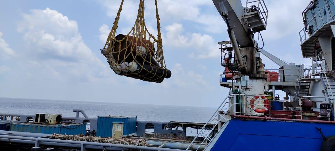 Indian Navy deploys Oxygen Express