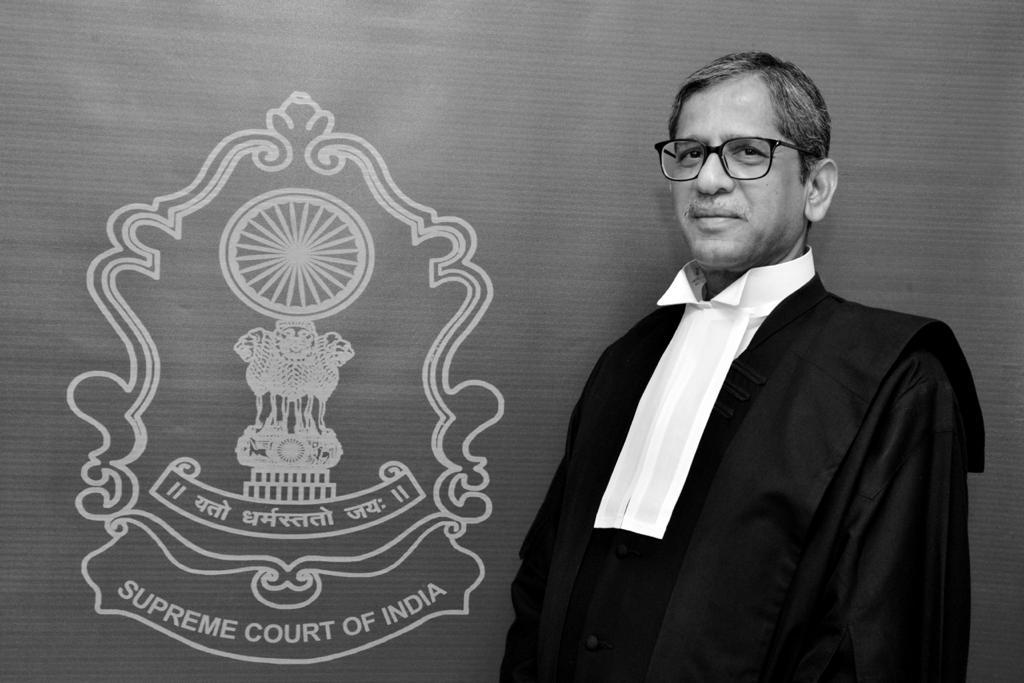 Justice Nuthalapati Venkata Ramana appointed as CJI