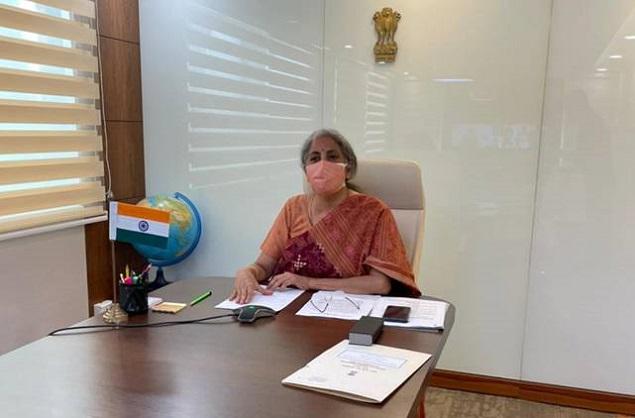 Nirmala Sitharaman COVID situation