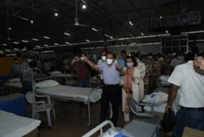 Oxygenated Beds in Delhi