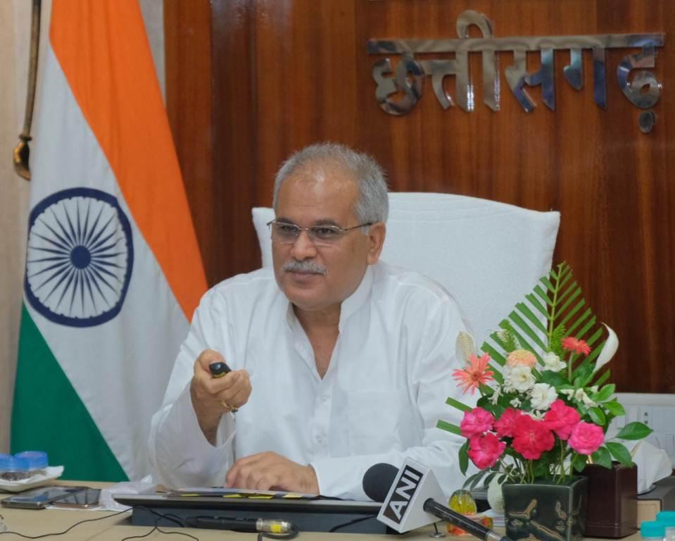 CM Baghel unveils development works