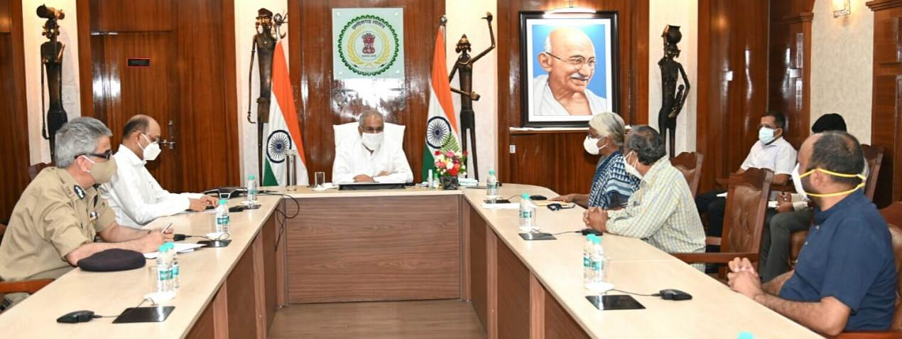 Delegation discussion Silger incident with CM