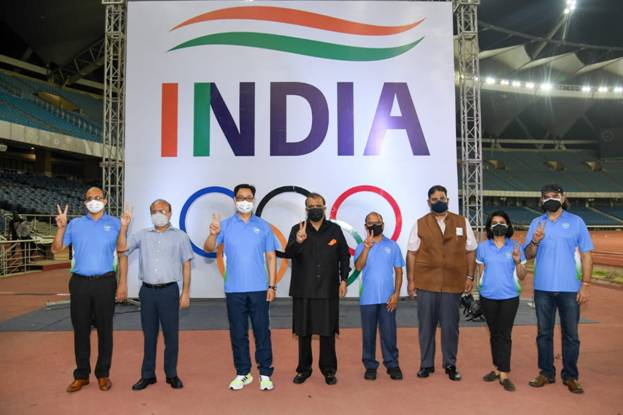 Theme Song of Indian Olympic Team